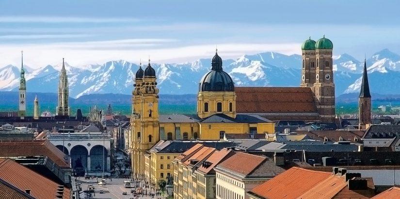 Новые рейсы из Платова: во Владикавказ, Баку и Мюнхен